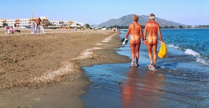 Verano al desnudo en España