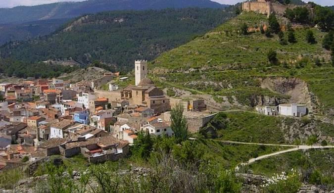 La localidad valenciana de Jalance