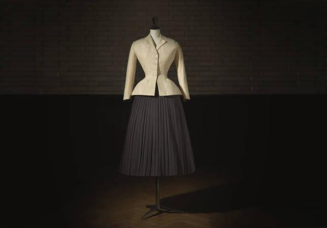 Dior, el diseñador de los sueños, está en Londres