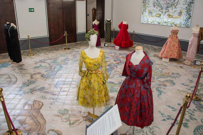 Dior, Givenchy o Balenciaga en el Museo de la Seda de Valencia