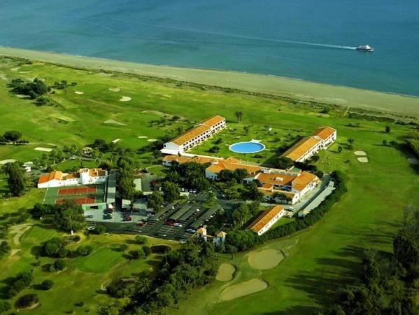 Disfruta del golf en el Parador de Málaga