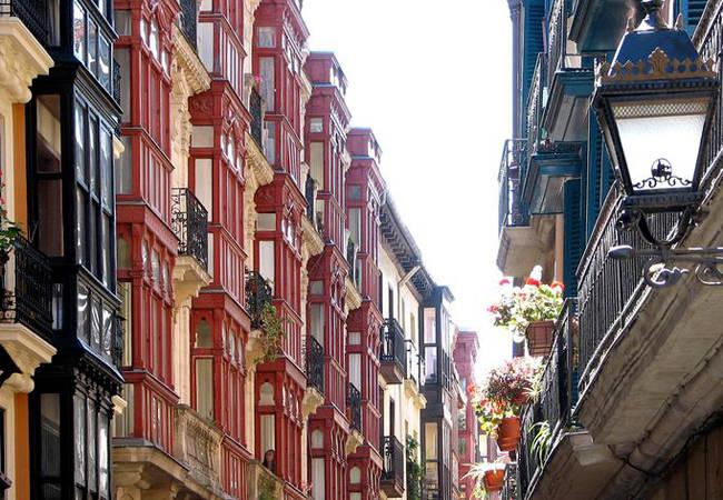 Calles de Bilbao