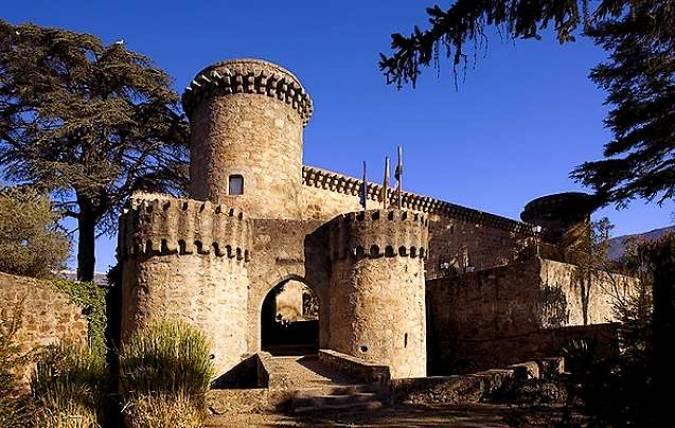 Duerme como un rey en un castillo español