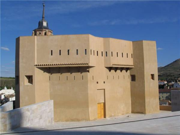 Castillo de Ateca, en Zaragoza