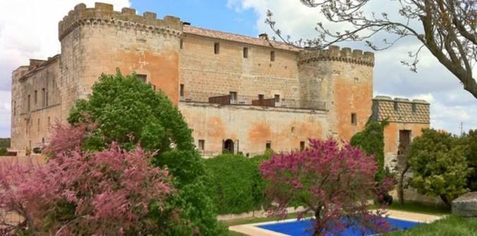 Castillo del Buen Amor, en la provincia de Salamanca