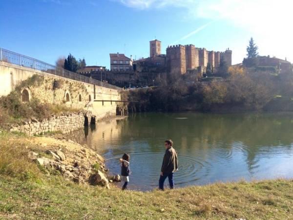 Dos castillos en Madrid para ver en familia