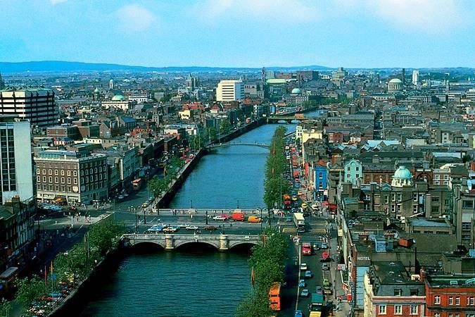 Dublín, una ciudad llena de encanto
