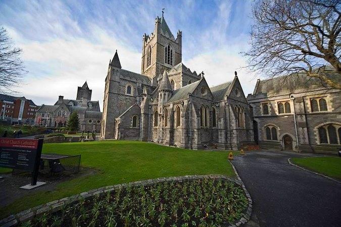 Christ Church, en Dublín, Irlanda