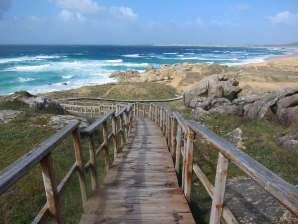 Dunas de Corrubedo, A Coruña