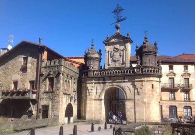 Puerta de Santa Ana en Durango