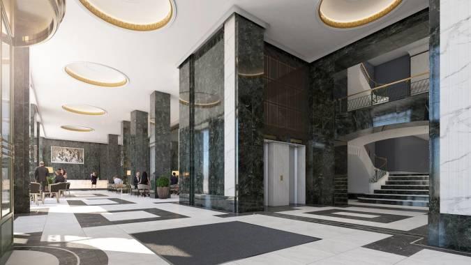 El madrile o edificio espa a albergar un hotel de lujo Hotel lujo sierra madrid