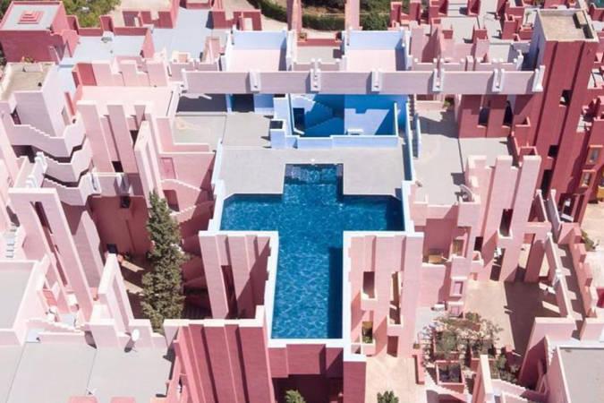 Edificios únicos en la Comunitat Valenciana