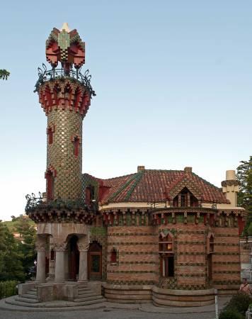 El Capricho de Gaudí, obra de arte en Comillas