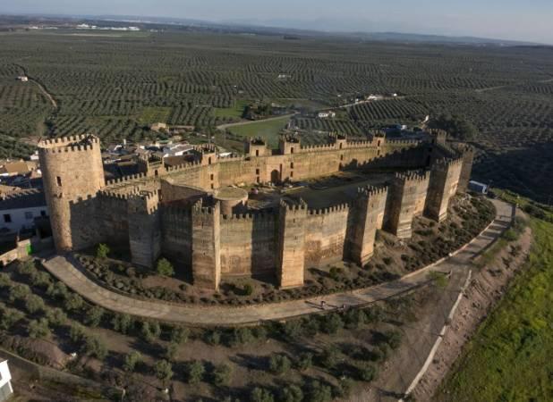 El castillo más antiguo de España: Castillo de Burgalimar