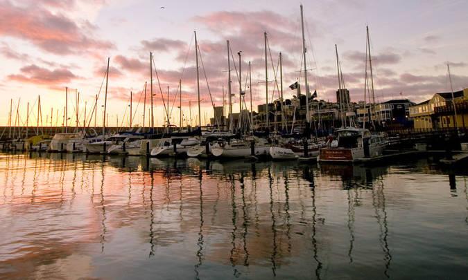 El emblemático puerto de Fisherman's Wharf, en San Francisco
