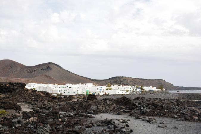 Querrás que el tiempo se detenga en El Golfo, Lanzarote