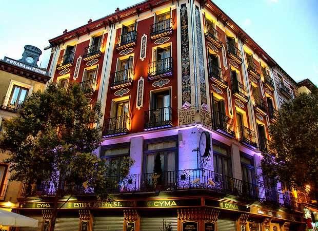 El hotel más antiguo de España
