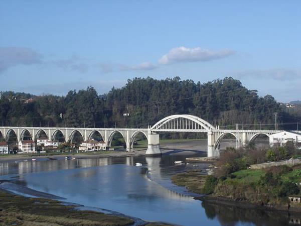 El municipio coruñés de Bergondo, en la ría de Betanzos