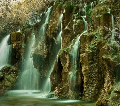El Nacimiento del Río Cuervo, en Cuenca