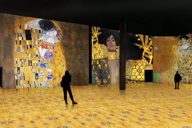 'El oro de Klimt' llega a Sevilla