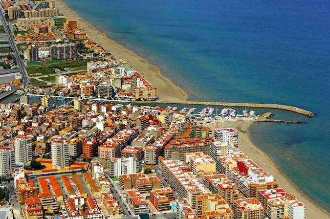 El Perelló, vacaciones en la costa de Valencia