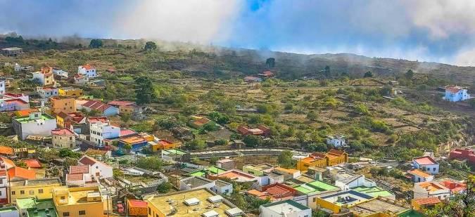 El Pinar, turismo rural en la isla de El Hierro