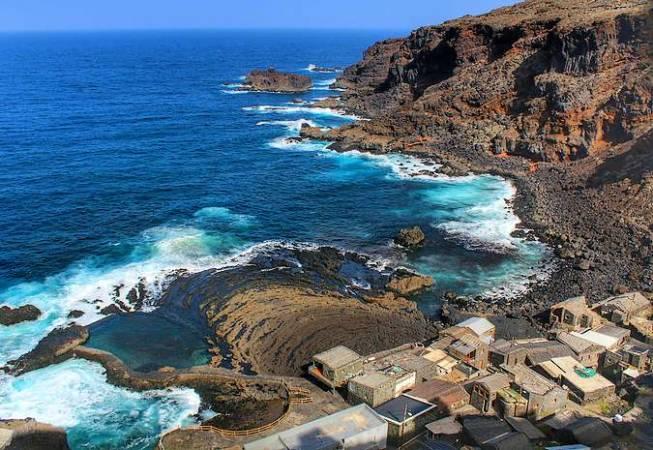 El Pozo de las Calcosas, un lugar especial en la isla de El Hierro