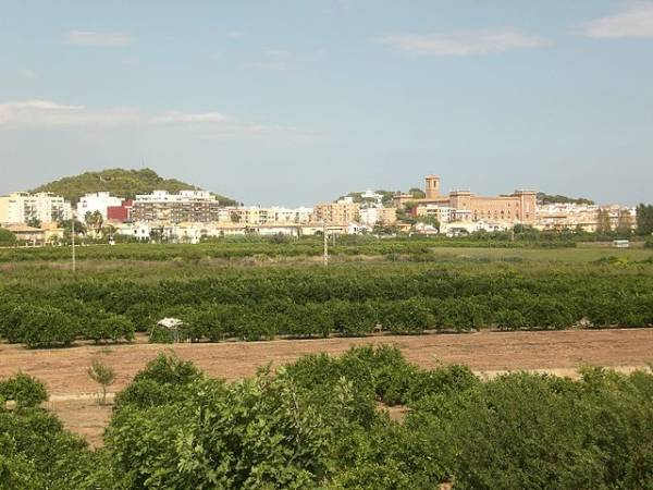 El Puig de Santa María, en la Comunidad Valenciana