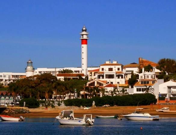 El Rompido, destino de sol y playa en Huelva