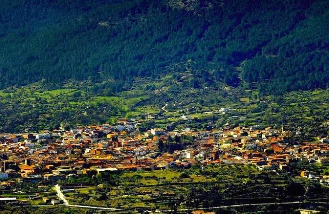 El Tiemblo, en Ávila