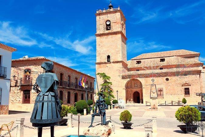 El Toboso, en un lugar de La Mancha…
