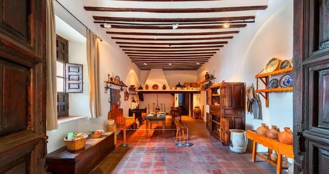 La Casa-Museo de Dulcinea, en El Toboso, Toledo