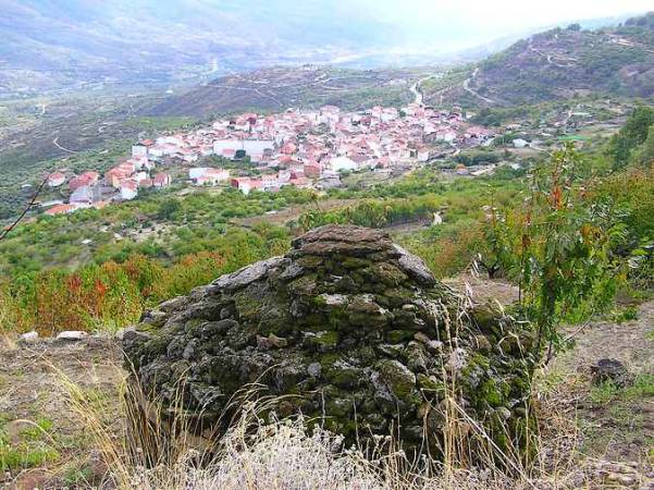 El Torno, en el cacereño Valle del Jerte