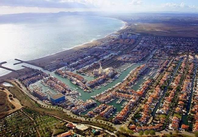 Empuriabrava, la Venecia de la Costa Brava