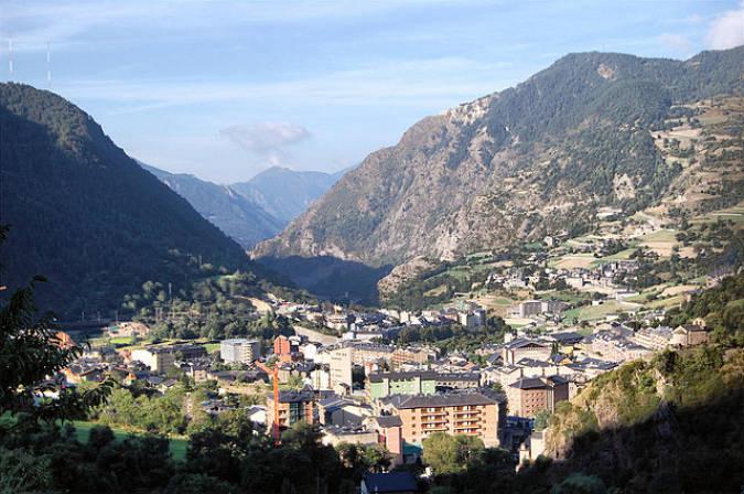 Encamp, Andorra: vacaciones en plena naturaleza