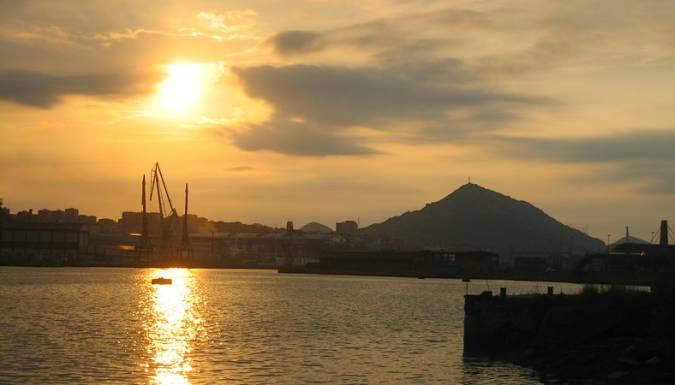 Erandio, destino de ría y monte cerca de Bilbao