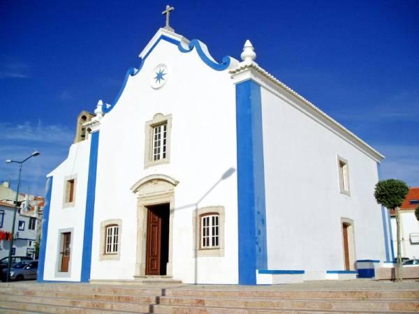 Capilla de Santa Marta, en Ericeira