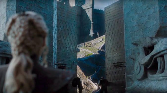 """Las escaleras de San Juan de Gaztelugatxe en """"Juego de Tronos"""""""