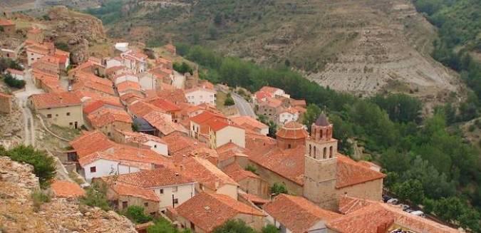 Allepuz, pueblo con encanto en Teruel