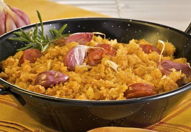 Gastronomía en Badajoz