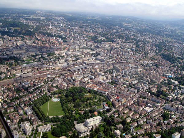 Escapadas por Europa: la ciudad de Lausana, en Suiza