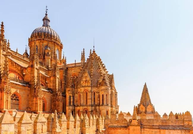 Escapada a Salamanca, capital universitaria y ciudad monumental