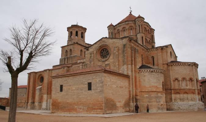 Colegiata de Toro, en Zamora