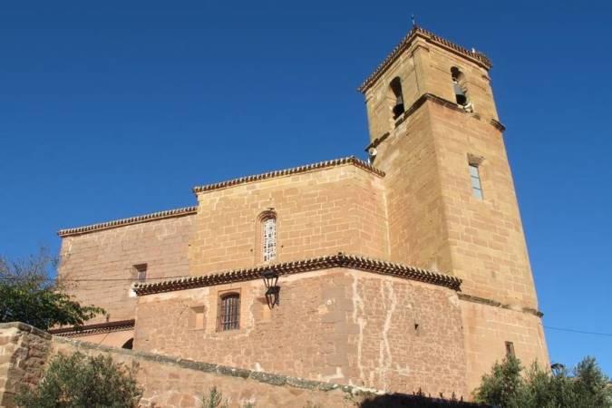 Iglesia de Nuestra Señora de los Ángeles, en Azofra