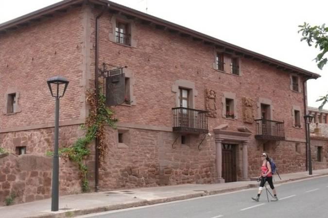 Camino de Santiago Francés a su paso por Azofra