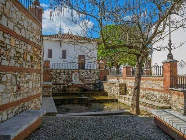 Escapada a Fuenteheridos, en la sierra de Huelva