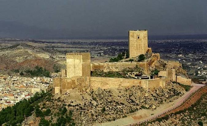 Escapada a Lorca, en Murcia