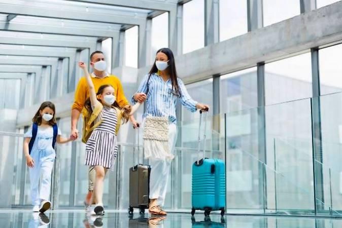 Viajar en tiempo de pandemia