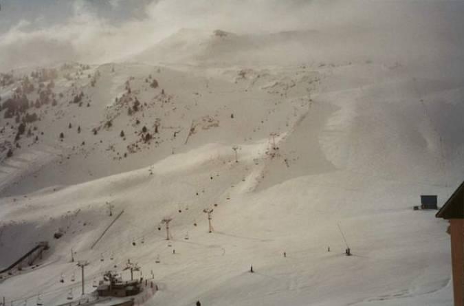 La Estación de Esquí de Candanchú, en Huesca