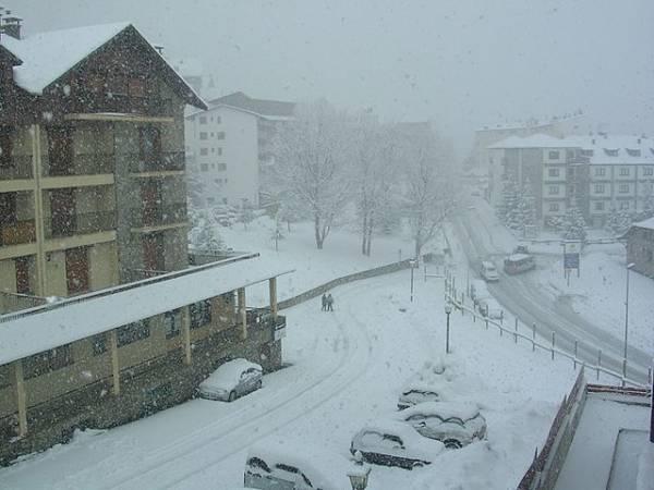 Estación de Esquí de Formigal, en el Pirineo de Huesca